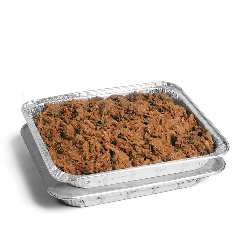 Pulled Pork Traditional Sauce – Trays