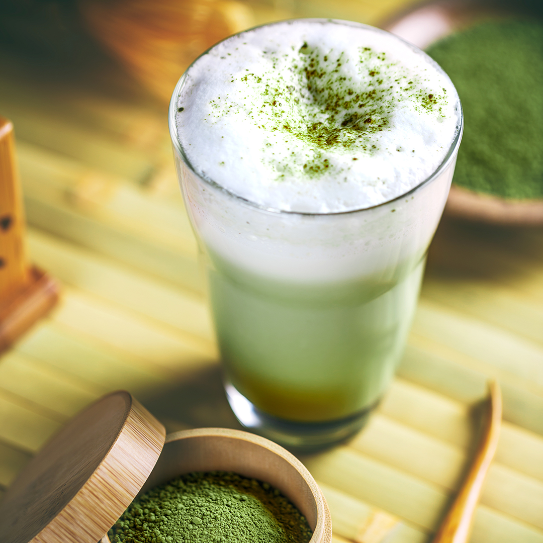 MATCHA MILK FOAM