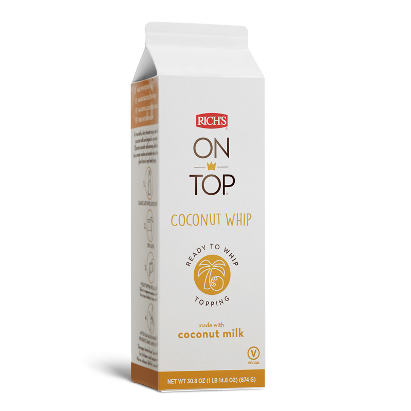 ON TOP® COCONUT WHIP